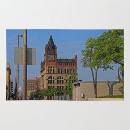 Jefferson and Ontario-horizontal Rug