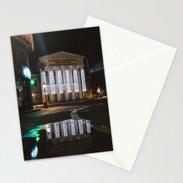 Public theatre Subotica Stationery Cards