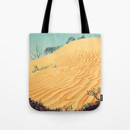 Sandbanks Provincial Park Poster Tote Bag