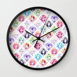 Houseki no kuni - Infinite gems Wall Clock