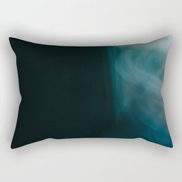 Light + Blur Rectangular Pillow