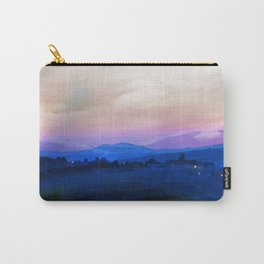 Umbrian Landscape Carry-All Pouch
