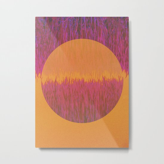 Hot Summer Day Metal Print