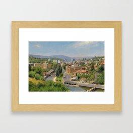 Sarajevo Framed Art Print