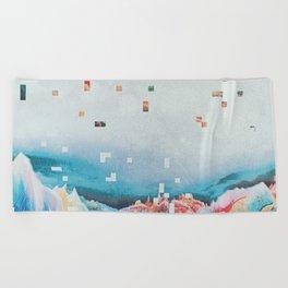NXTA Beach Towel
