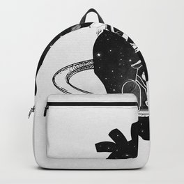 Heart choices. Backpack