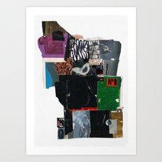 bckpn8 Art Print