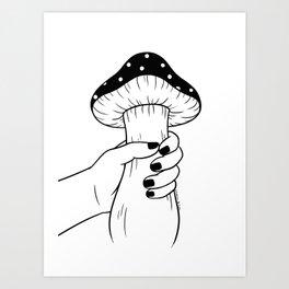Out Ⅱ Art Print