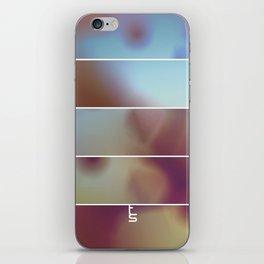 Overexposure (Five Panels Series) iPhone Skin