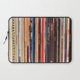 Indie Rock Vinyl Records Laptop Sleeve