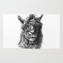 Cute Llama G2013-068 Rug