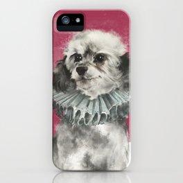 Poodle-licious iPhone Case