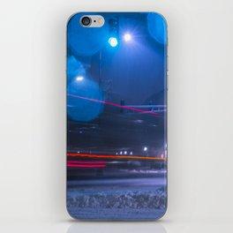 Street Lights iPhone Skin