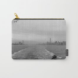 New York City w/ seagull Carry-All Pouch