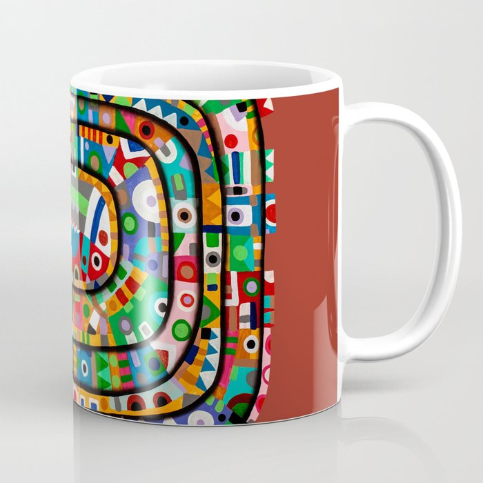 Planet of all good people Coffee Mug