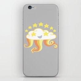 Carry Light iPhone Skin