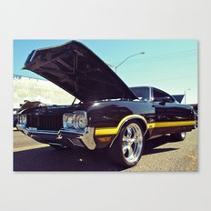 Cutlass cool Canvas Print