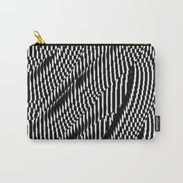 Op Art #1 Carry-All Pouch