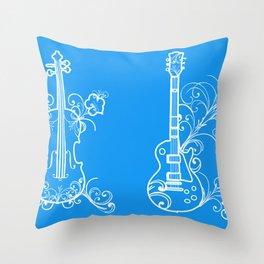 Music - 1 Throw Pillow