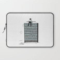LITTLE DREAMS, BIG BOOKCASE Laptop Sleeve