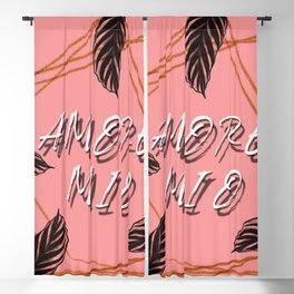 AMORE MIO Blackout Curtain
