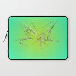 Miss Butterfly Laptop Sleeve