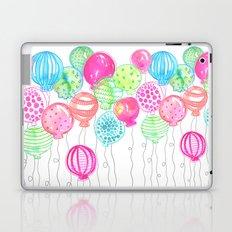 BALLOONS + STRINGS Laptop & iPad Skin