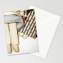 Voodoo Legs Stationery Cards