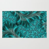 underwater Area & Throw Rugs featuring Underwater by Steve Purnell