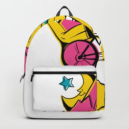 Bicycle day 1943 Backpack