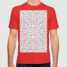 Floral Abstract Damasks G17 T-shirt