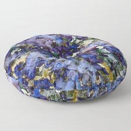 Garden Gate Floor Pillow