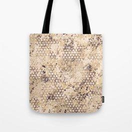 Sand Odyssey Tote Bag