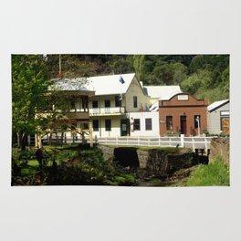 Stringer's Creek - Walhalla - Australia Rug
