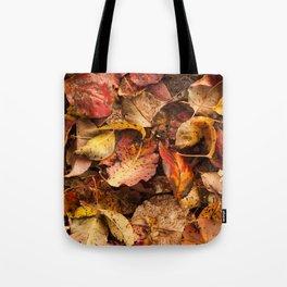 Los Alamos flowers Tote Bag
