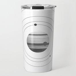 Moons of Jupiter Travel Mug