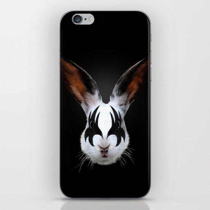 Kiss of a Rabbit iPhone Skin