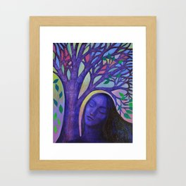 Dream Tree Framed Art Print