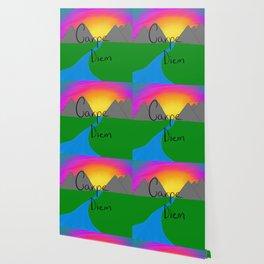 Carpe Diem - Sunset Wallpaper