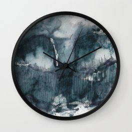 Lump Wall Clock