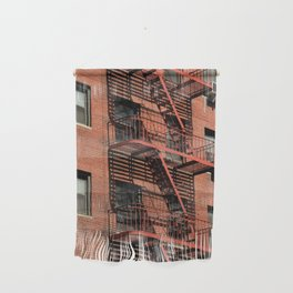 NYC Fire Escape Wall Hanging