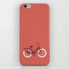 Bike III iPhone & iPod Skin