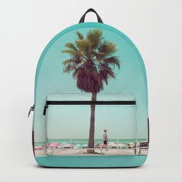 Just Another Summer Postcard Backpack