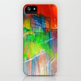 Dorms and Skies  iPhone Case