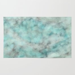 Marble clouds Rug