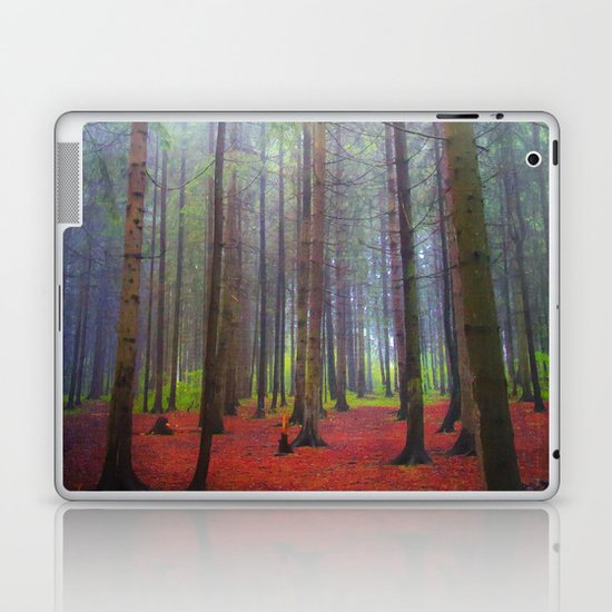 Back to the forest Laptop & iPad Skin