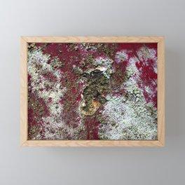 Rusty art  Framed Mini Art Print