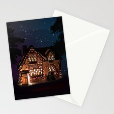 C1.3D PAPERSHOPPE BY NIGHT Stationery Cards