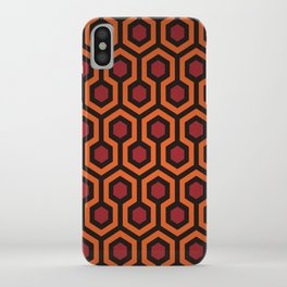 Pattern - Shining Two Girl Twins Scary Movie Horror Kubrick iPhone Case