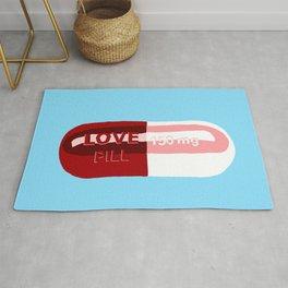 Love Pill Rug
